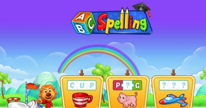 Game Anak Edukasi ABC Spellings