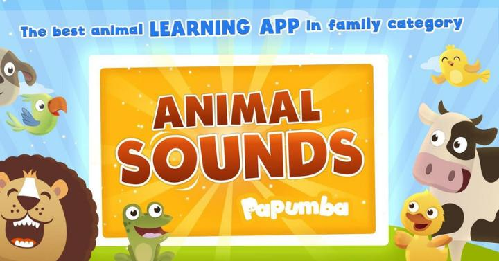 Game Anak Edukasi Animal Sounds